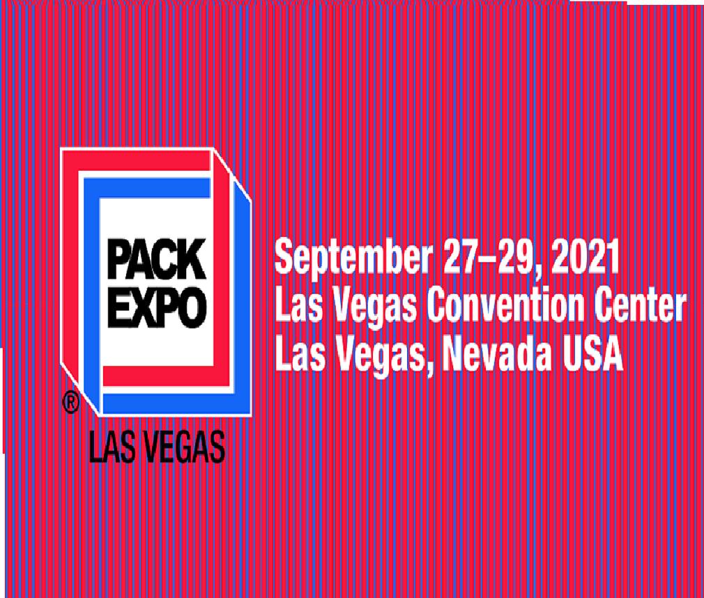 PACK EXPO SEPTEMBER 27-29, 2021